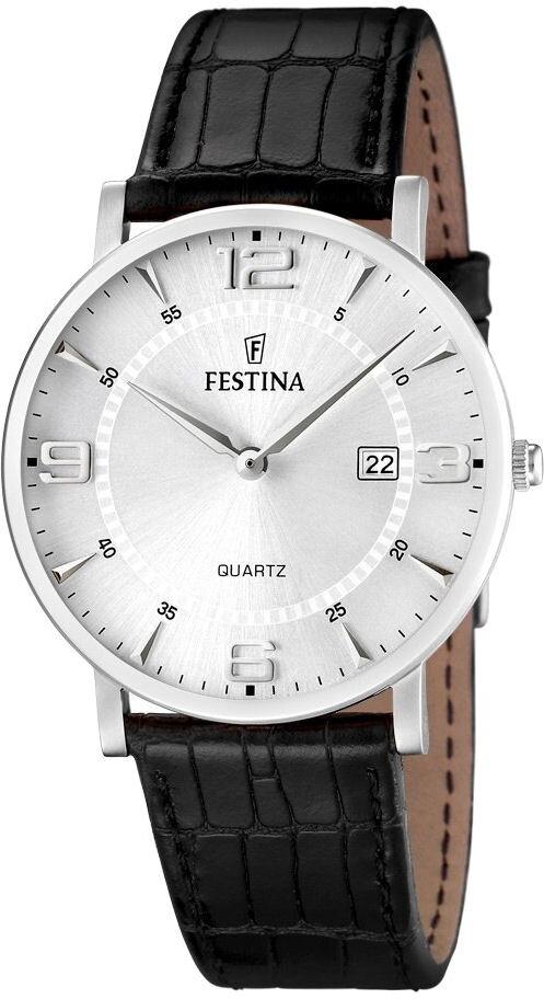 2d451392d109 festina-klasik-f-16476-3 panske hodinky k obleku