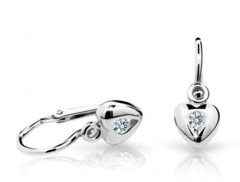 c0ae5ab08 Diamantové detské naušnice Cutie | kimgold.sk