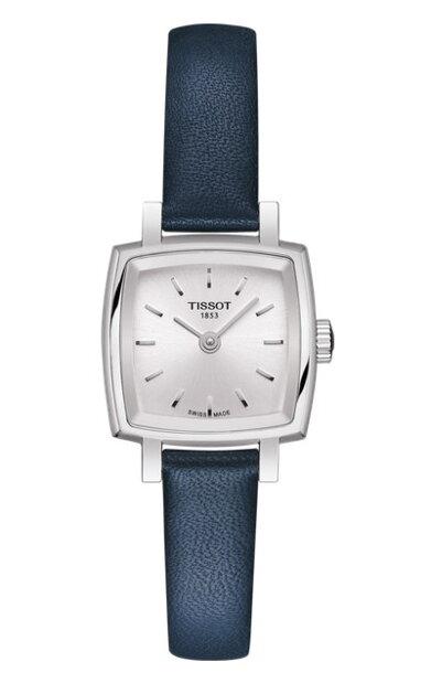 f2203555a Dámske hodinky Tissot Lovely Square T058.109.16.031.00 (T0581091603100)