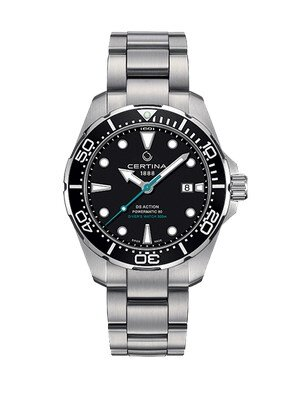 Certina DS Action Diver Powermatic 80 C032.407.11.051.10 (C0324071105110)