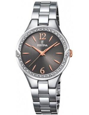 d30a47edc Festina Mademoiselle 20246/2 - dámske hodinky so zirkónmi