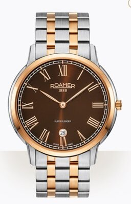 Roamer SUPERSLENDER GENTS 515810 49 05 50