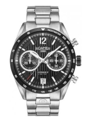 Roamer Superior Chrono II 510902 41 54 50 (510902415450)