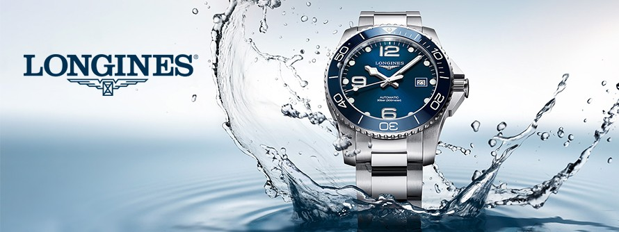 hodinky longines hydroconquest