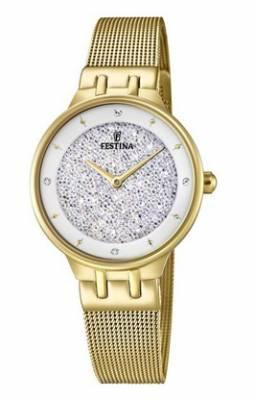 Dámske hodinky Festina Mademoiselle Swarovski 20386 1 b258d08eb14