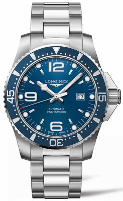 Longines Hydro Conquest 44mm L3.841.4.96.6 ( L38414966)
