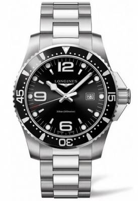 Longines L3.840.4.56.6 HydroConquest Diving 44mm