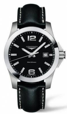 Longines Conquest L3.659.4.58.3 ( L36594583 ) puzdro 41mm