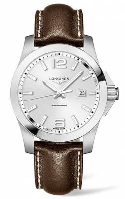 Longines Conquest 43mm L3.760.4.76.5 (L37604765)