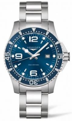 Longines L3.840.4.96.6 HydroConquest Diving 44mm