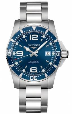 Longines L3.642.4.96.9 Hydro Conquest puzdro 41mm
