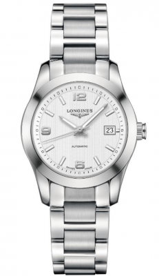 Longines Conquest Classic L2.285.4.76.6 ( L22854766 ) puzdro 29,50mm
