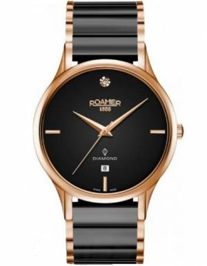 Roamer C-line Diamond Ladies 657833 49 59 60