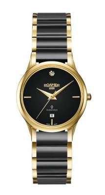 Roamer C-line Diamond Ladies 657844 48 59 60