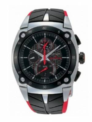 Seiko Sportura Honda Racing F1 Watch SPC009P1